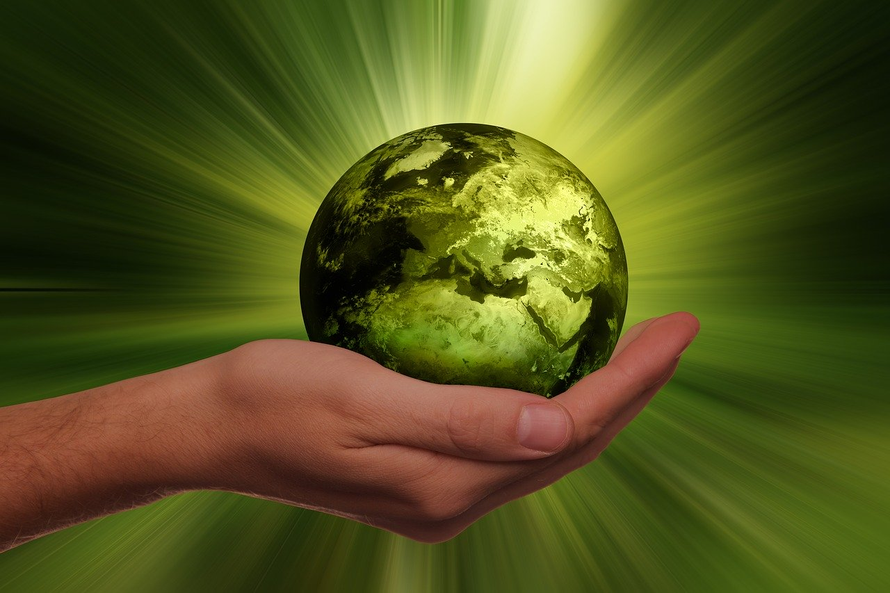 The Future of Earth is in Your Hands