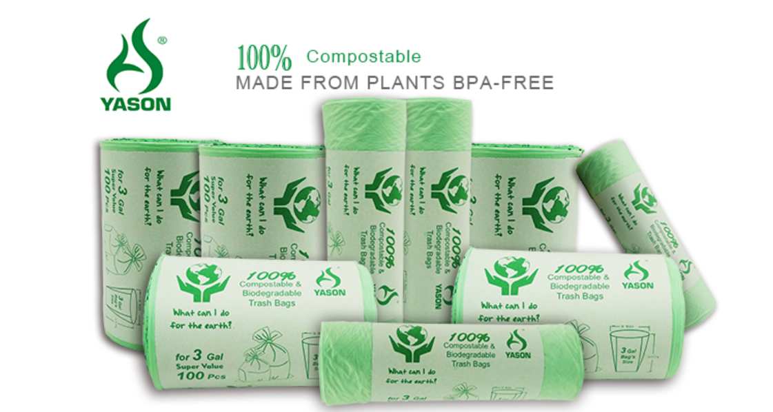 Top 10 Best Biodegradable Trash Bags + Buyers Guide